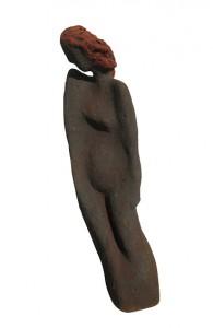 Stehende Figur, (c) Monika Fobbe-Reuter